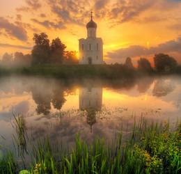 церковь Покрова на Нерли... / Боголюбово