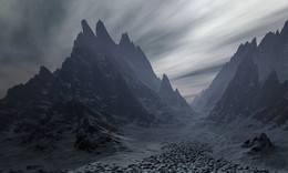/ matte painting