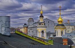 Районы, кварталы, жилые массивы / Москва. Улица Солянка