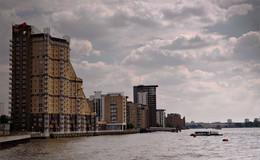 Районы, кварталы, жилые массивы / Кварталы Лондона на Темзе