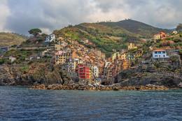 Riomaggiore / Italy, Cinque Terre