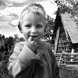 Сельский ребенок / Sel'skiy rebenok