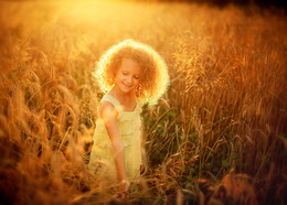Солнце в волосах / Солнце в волосах