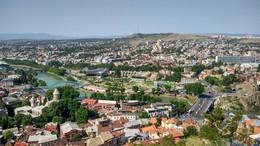 Тбилиси / город на ладони