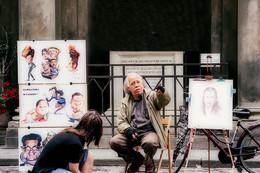 Пятничная доминанта / На улицах Флоренции
