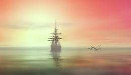 Морские странствия... / по морям