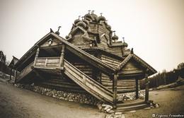 Храм / Церковь Покрова Пресвятой Богородицы. День Родительской субботы