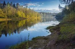 Река Сясь / https://vk.com/id155110533