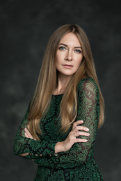 Ольга / Портрет молодой женщины