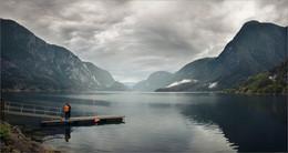 После дождя / Норвегия, Одда, июль