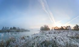 / В скором времени на смену сентября придёт октябрь, пора туманов и первых заморозков.Фото из архива 2015 года
