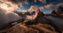 / Доломитовые Альпы. 2017
