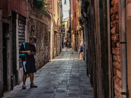 Life... / Venice, Italy, 2017