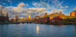 Свеаборг перед закатом... / Хельсинки, крепость Свеаборг.  http://www.youtube.com/watch?v=pXrjMaVoTy0