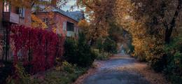В последнюю осень / Донецк, старые улочки, 50-х годов...  http://www.youtube.com/watch?v=Ik0kzn8tViI