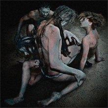 Вожак... / Театр EYE, перфоманс на ФФ-2008, Андрей Дубинин в роли сзадиподкрадывающегося ;)
