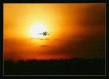 Ближе к солнцу... / Снято возле аэродрома в Уручье...