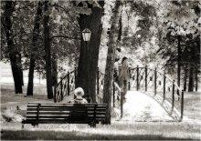 Черно-Белый Парк / без комментария