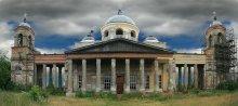 Церковь Св.Екатерины / Церковь Св.Екатерины. с.Ляличы, Суражского р-на, Брянской обл.