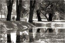 Черно-Белый Парк 3 / .....