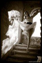 Танец с тенью / модель Наташа