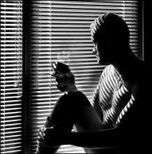 ▌▌▌▌▌Утренний кофе / что день грядущий мне готовит?  Черный кофе...  Белый свет... утренний автопртрет