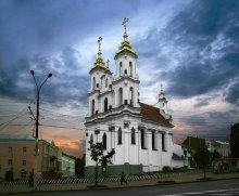 Воскресенская церковь / в Витебске
