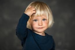 Григорий / Портрет маленького мальчика