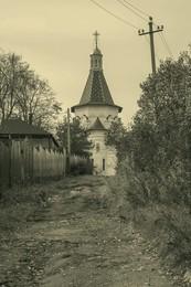 Никольская церковь / Никулино.