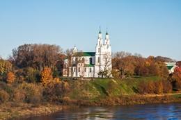 Софийский Собор. / Софийский Собор, осень, река ...
