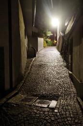 Ночь, улица, фонарь. / ***