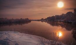 «Морозное утро» / Скоро ледостав на Десне!