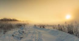 Мороз и солнце / Зимние туманы.