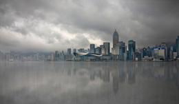 Гонконг городок небольшой... / Гонконг городок небольшой...