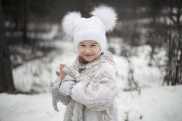 Зимняя белочка / ***