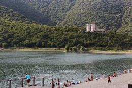 Кахетия / горное озеро