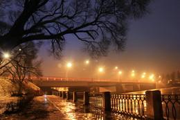 ночной Выборг / ночные прогулки по городу...