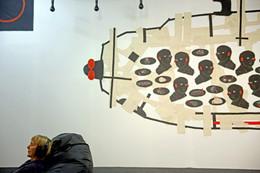 Мой авторский почерк / На выставке в Музее современного искусства