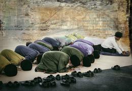 Молитва / Снимал в г. Ашхабаде