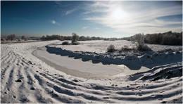 По-зимнему ... / ... был красивый зимний день ...