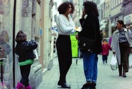 уличная сценка / Барселона пленка