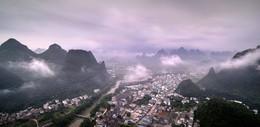 Одинокий город / Xingping