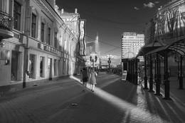 Вечер в Казани. / Аптека, улица...
