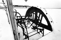 кладбище списанных кораблей / брошенные речные судна /Весьегонск/ LeicaM3 объектив Руссар 20мм
