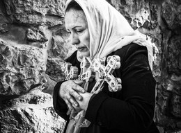 Волнительная пятница / В ожидании Схождения Благодатного Огня. Иерусалим, 2018г.