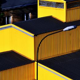 Геометрия / Новые здания. Геометрия и цвет.