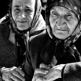 Годы и жизнь / Жанровый портрет. Сельские жительницы.