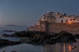 Море засыпает / Эс-Сувейра, Марокко