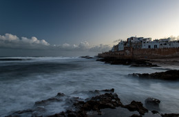 Море просыпается / Эс-Сувейра, Марокко