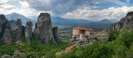 Не из моего окна / Метеоры, Греция